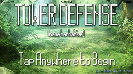 tower defense screenshot 1